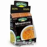 Supa Vegetala Minestrone cu Ierburi Fine BIO 40g Naturgreen
