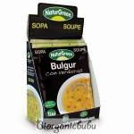 Supa Vegetala Bulgur si verdeturi BIO, 40g