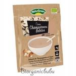 Supa crema de ciuperci Champignon si Hribi BIO, 40g