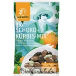 Seminte de dovleac in mix de ciocolata BIO, 55g
