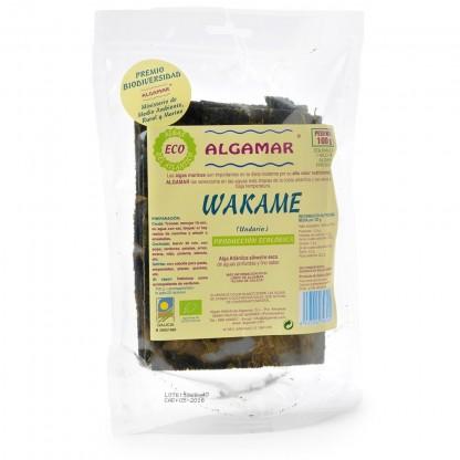 Alge wakame Raw BIO 100g