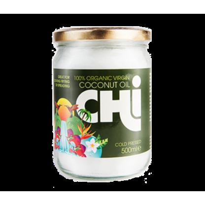 Ulei de cocos virgin organic 500ml Chi Coconut