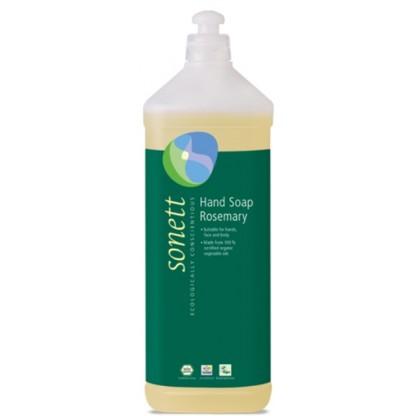 Sapun lichid ecologic Rozmarin 1L Sonett