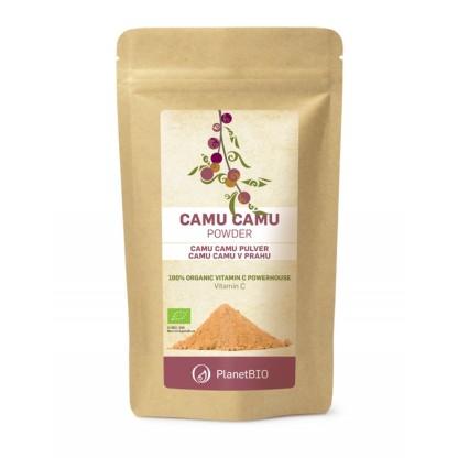 Camu Camu pulbere organica 100g Planet BIO