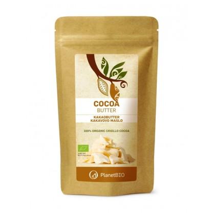 Unt de cacao organic Criollo 300g Planet BIO