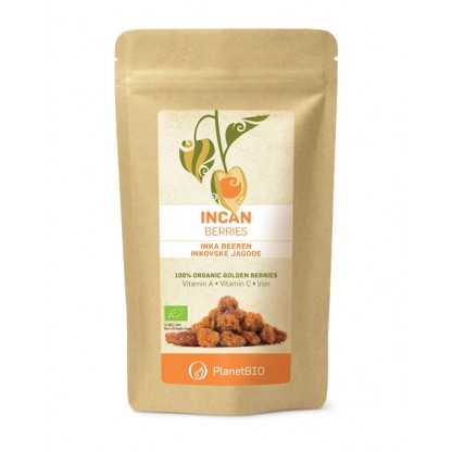 Incan Fructe organice 200g Planet BIO