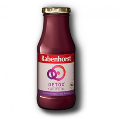 Smoothie DETOX Bio 240ml Rabenhorst