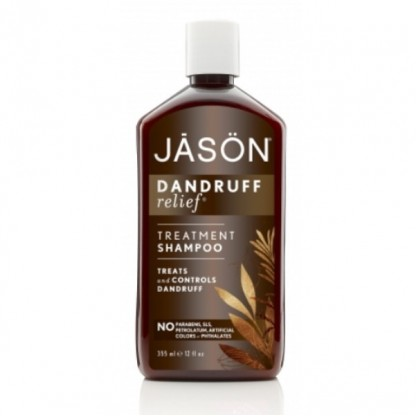 Sampon tratament Jason anti-matreata 360ml