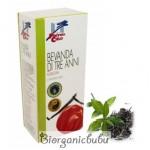 Ceai japonez Kukicha Uji BIO, produs macrobiotic, 25 pliculete