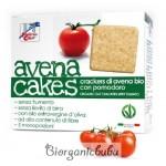Crackers din ovaz cu rosii BIO fara drojdie, vegan, 250 g