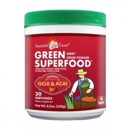 Bautura din iarba de grau Amazing Grass Antioxidant 30 portii
