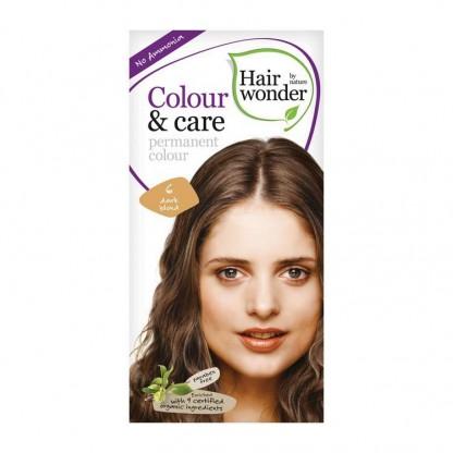 COLOUR CARE vopsea permanenta fara amoniac Dark Blond 6 Hairwonder