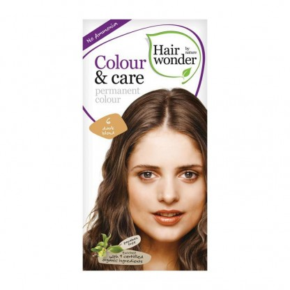 COLOUR CARE vopsea permanenta fara amoniac Dark Blond 6 Hairwonder