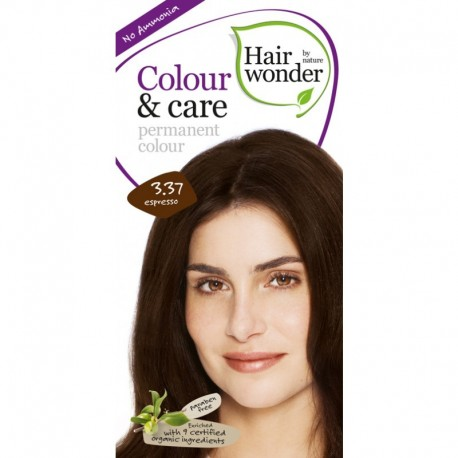 COLOUR CARE vopsea permanenta fara amoniac Care Espresso 3.37 Hairwonder