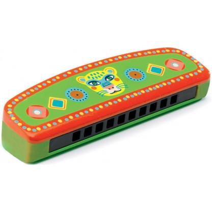 Muzicuta Djeco, de la 3 ani