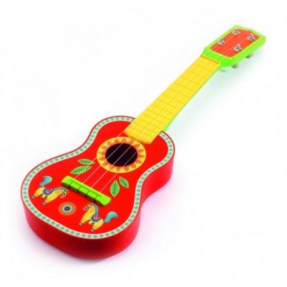 Ukulele (chitara mica) Djeco, de la 3 ani