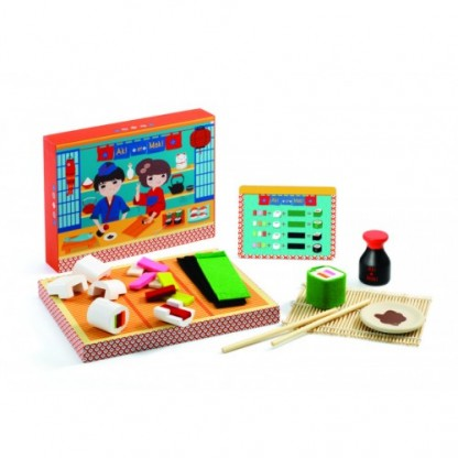 Sushi Djeco, Aki și Maki de la 4 ani