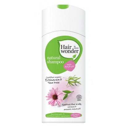 Sampon antimatreata cu echinaceeasi arbore de ceai 200ml Hairwonder