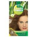 Pudra Henna Colour Powder Hazelnut 51 HennaPlus 100g