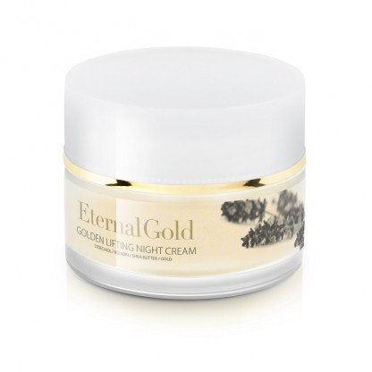 Crema de noapte cu aur si efect de lifting Eternal Gold Organique 50ml