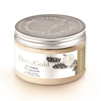 Exfoliant de corp cu aur Eternal Gold Organique 450ml