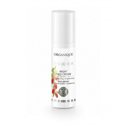 Crema de noapte cu Goji Anti-Ageing Therapy Organique 50ml