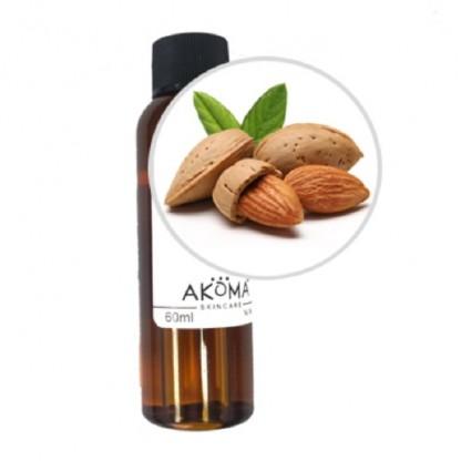 Ulei de migdale dulci certificat organic 60 ml Akoma Skincare