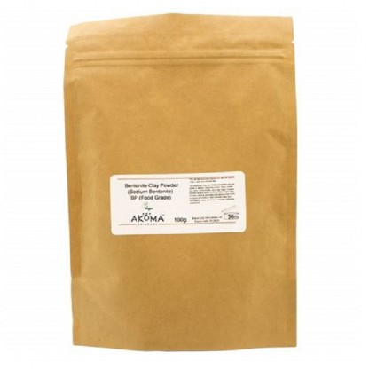 Argila verde Bentonite Akoma Skincare 125g