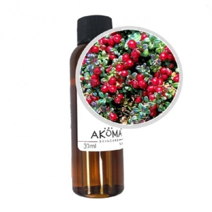 Ulei din seminte de merisor (cranberry) Akoma Skincare 30ml