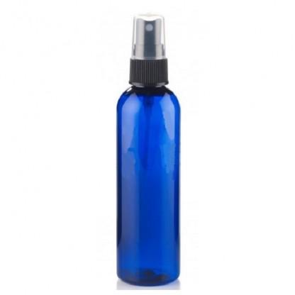 Sticla cu atomizor PET albastru 125ml Akoma Skincare