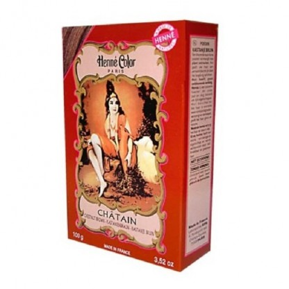 Henna saten pulbere 100g Henne Color Paris