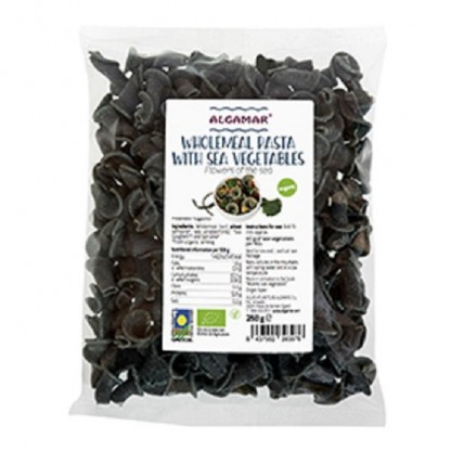 Paste integrale cu alge marine BIO 250g Algamar
