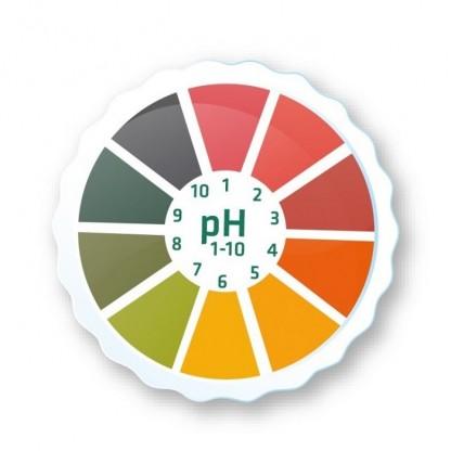 Benzi testare PH rola 5m Alkaline Care
