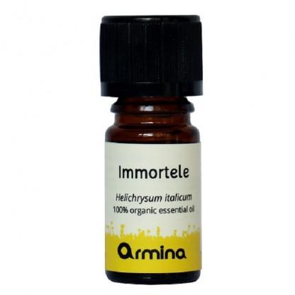 Ulei esential de immortelle (helichrysum italicum) BIO 5ml Armina
