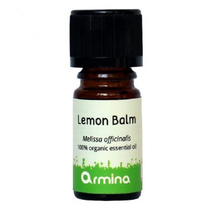 Ulei esential de melisa (roinita) (melissa officinalis) BIO 2ml Armina