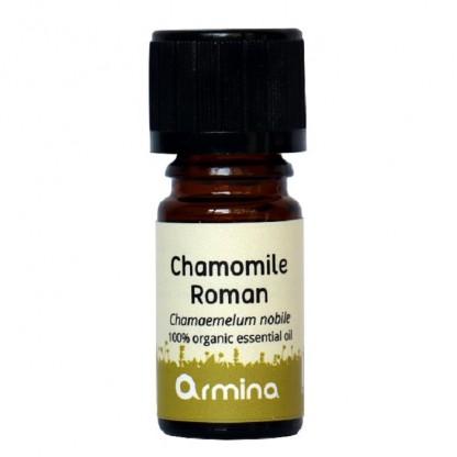 Ulei esential de musetel roman (chamamelum nobile) BIO 5ml Armina