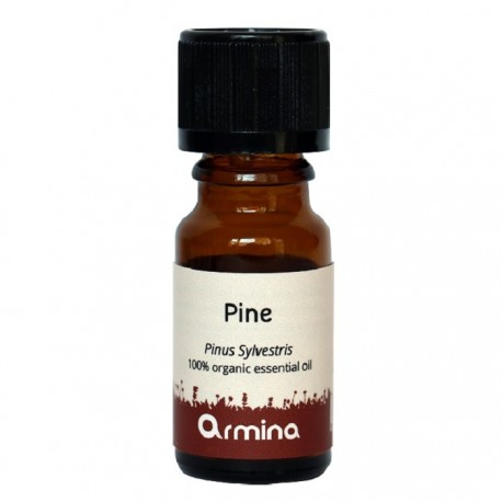 Ulei esential de pin (pinus sylvestris) BIO 10ml Armina