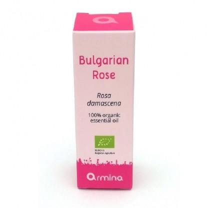 Ulei esential de trandafir (rosa damascena) BIO 1ml Armina