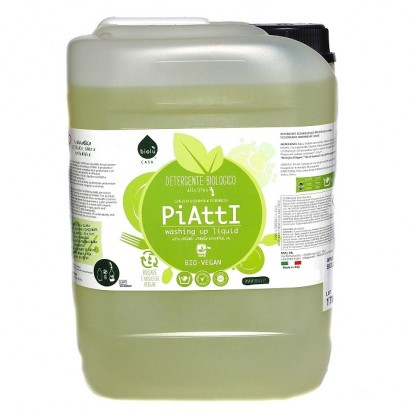 Detergent ecologic pentru spalat vase 20L Biolu