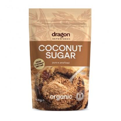 Zahar din palmier de cocos Raw BIO 250g Dragon Superfood