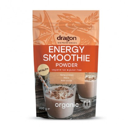 Energy mix pulbere Raw Bio 200g Dragon Superfood