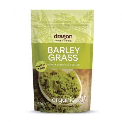Orz verde pulbere BIO 150g Dragon Superfood