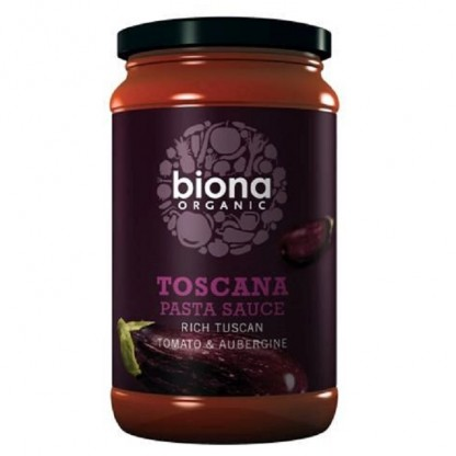 Sos Toscana pentru paste BIO 350g Biona