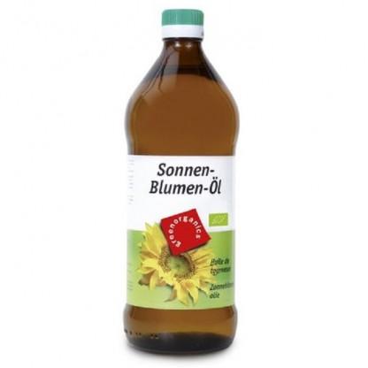 Ulei de floarea soarelui BIO 750ml Green Organics