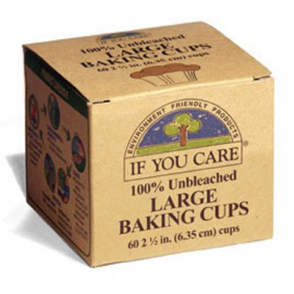 Hartie de copt ecologica pentru briose (muffins) If You Care