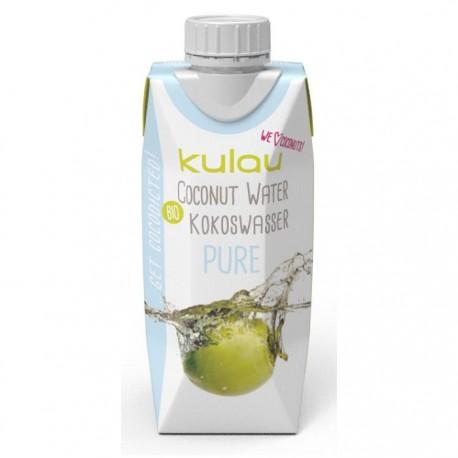 Apa de cocos Pure bio 330ml Kulau