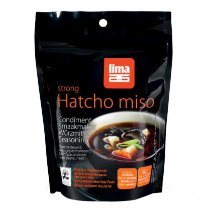 Pasta de soia Hatcho Miso BIO 300g Lima