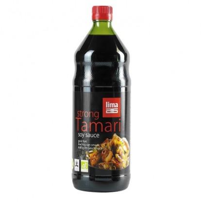 Sos de soia Tamari BIO cu continut redus de sare 145ml Lima Food