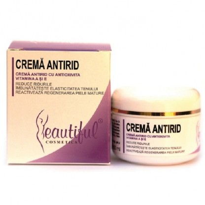 Crema antirid Antioxivita 50ml Beautiful Cosmetics Phenalex