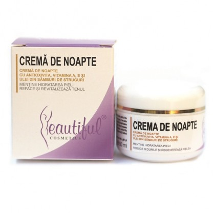 Crema de noapte Antioxivita 50ml Beautiful Cosmetics Phenalex